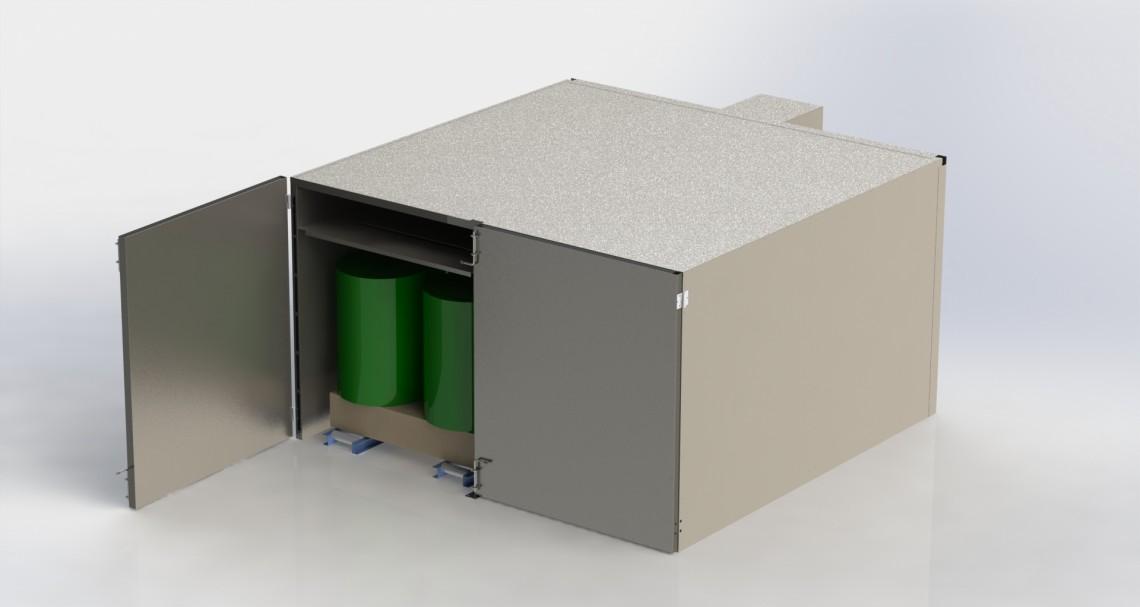 Batch Oven, JIPL